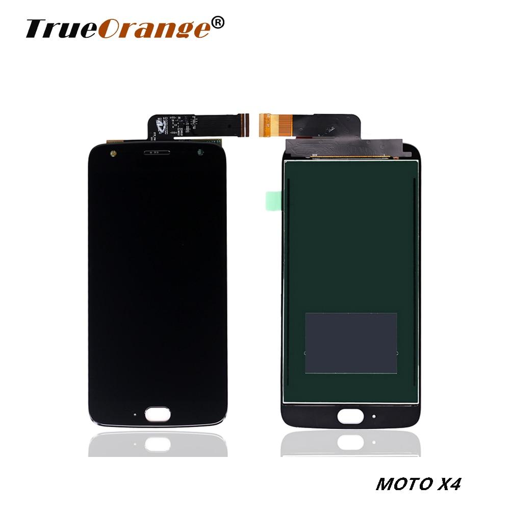 Para Motorola Moto X4 CD pantalla MONTAJE DE digitalizador con pantalla táctil de reemplazo para Moto X4 XT1900-1 XT1900-2 XT1900-3