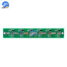 1Pcs 6 String Super Condensator 2.7V 220F 350F 360F 400F 500F 800F Condensator Voor Power Batterij Opladen Balancer bescherming Boord