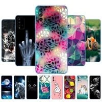 for xiaomi redmi 9t case silicon soft tpu back for redmi 9t phone cover 6 53 global bumper shockproof protective etui funda cat