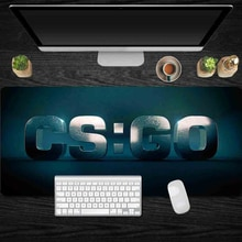 XL CS GO Mouse Pad 90x40cm XXL Pad to Mouse Notbook Computer Mousepad Locked Edge Desk Gaming Mousep