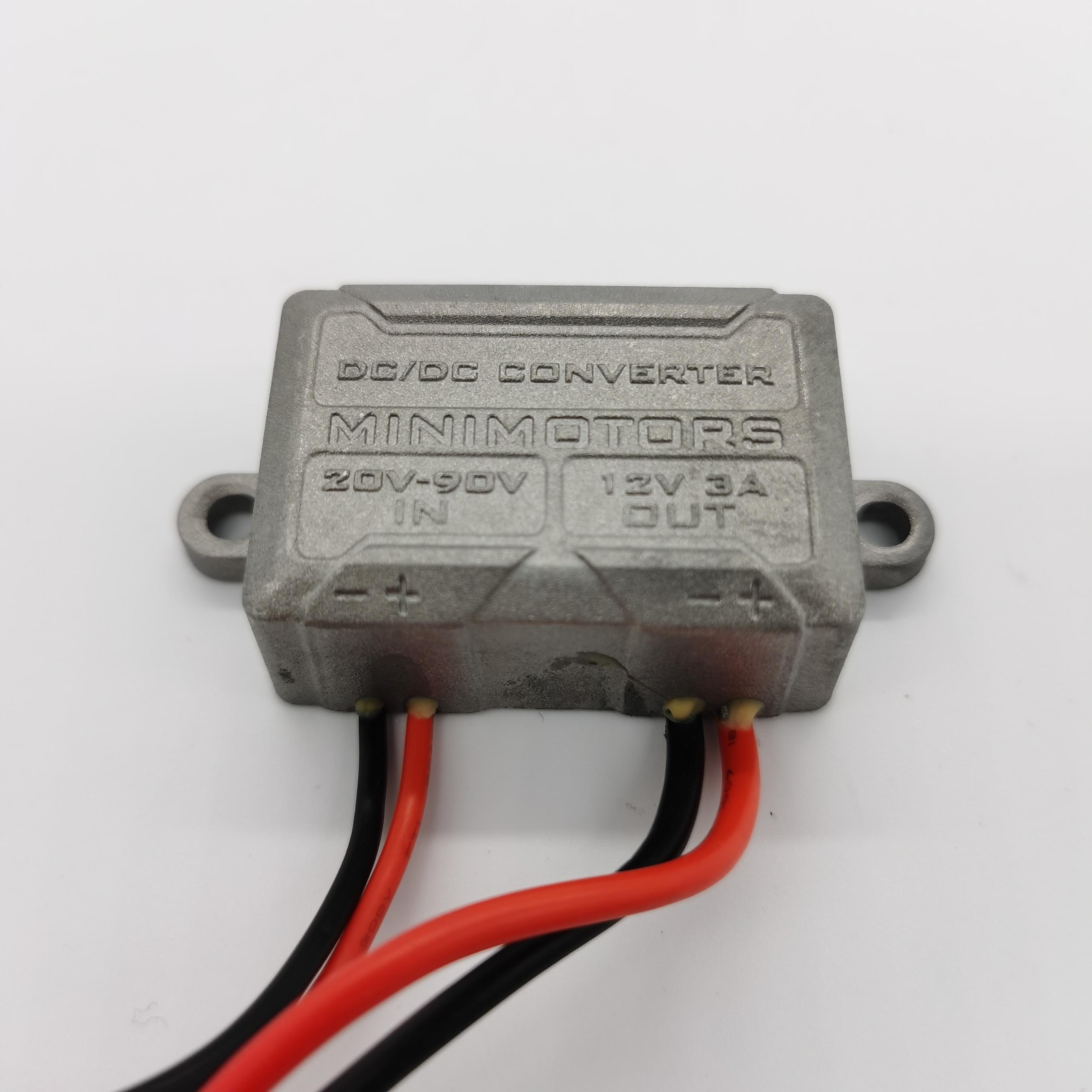 Передача напряжения для мини моторов dualtron ультра паук электрический скутер 36 Вт DC/DC конвертер