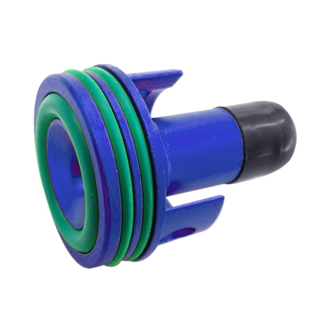 Cabezal de cilindro de aluminio y boquilla de sellado de aire de anillo redondo para caja de cambios JM 8/9/10/Qidian