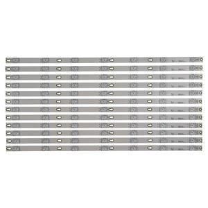LED Backlight strip 7 lamp For TCL-T0T-65D2900-12X7-3030 65-D2900 L65E5800A-UD 65HR330M07A4  YHE-4C-LB6507-YH YH04J HR01J