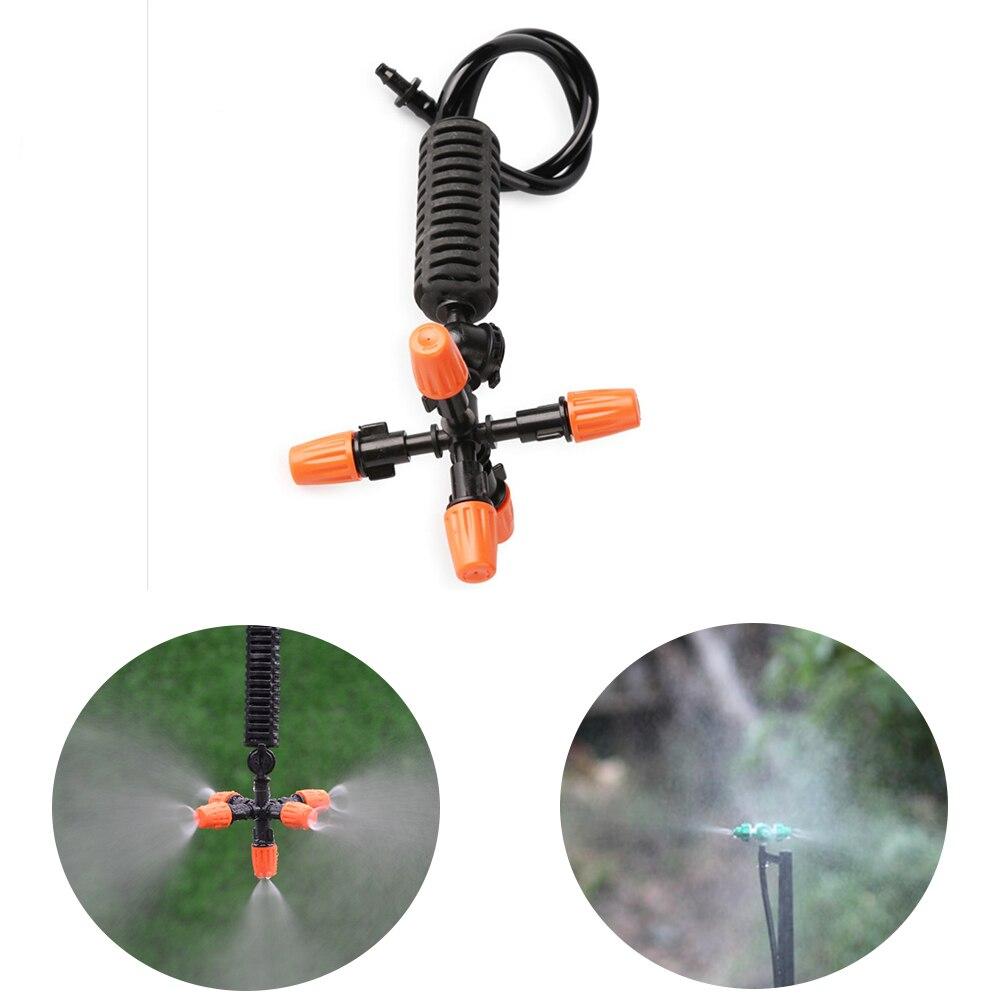 Автоматический спринклер для капельного орошения Hangingg, насадка для сада, теплицы, растений, овощей, запотевающее оборудование для перекрес...