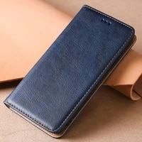 leather case for xiaomi mi 9t 9 8 lite 9se 10 lite 5 6 11 mi9 mi8 poco x3 m3 pro cover magnet flip stand card slots wallet coque
