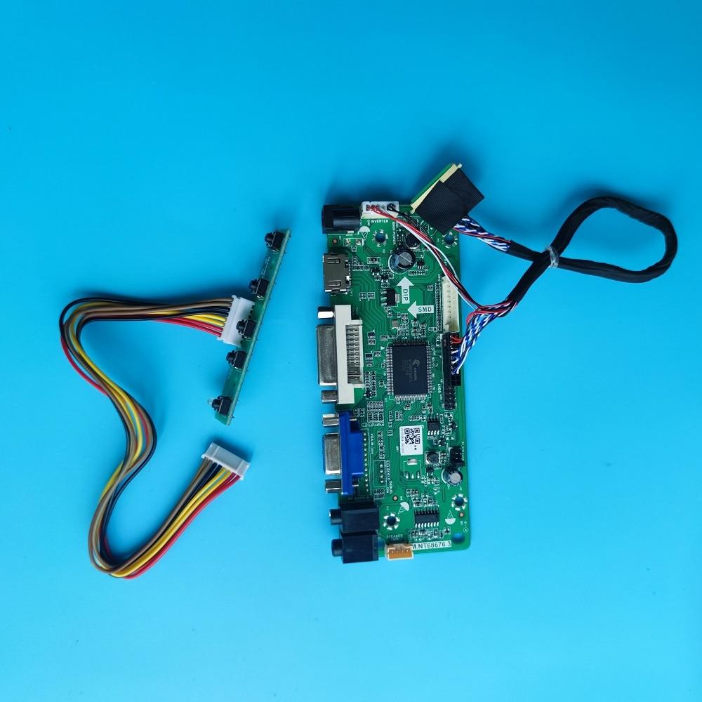 ل B125XW01 V0/B125XW02 V0 VGA HDMI-متوافق مع مجموعة التحكم 12.5