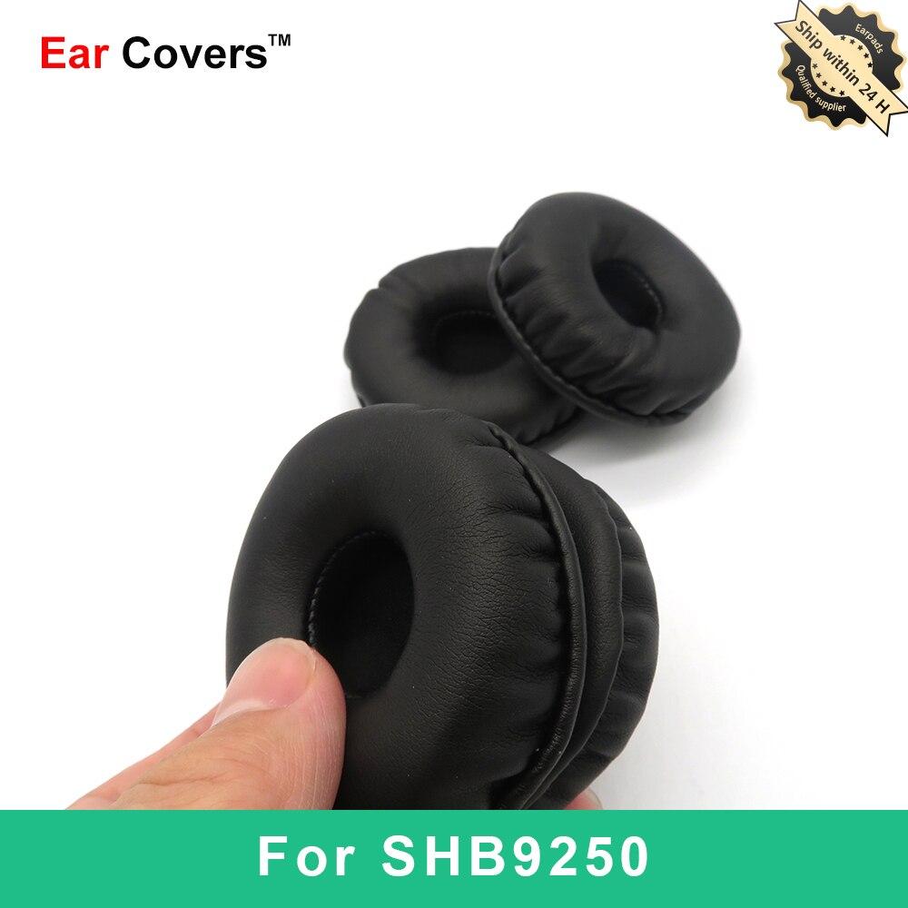 Ear Pads For Philips SHB9250 Headphone Earpads Replacement Headset Ear Pad PU Leather Sponge Foam