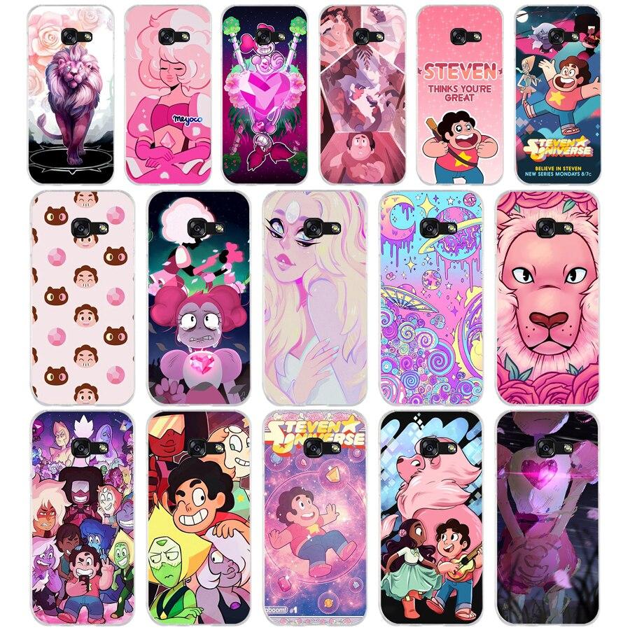 060fg capa de celular de silicone macio, capinha para samsung a3 2016 a5 2017 a6 plus a7 a8 2018 s6 7 8 9