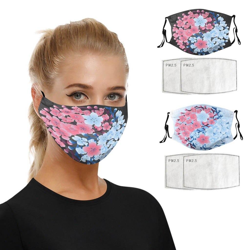 2 Pcs Activated Carbon Filter Pollution Adult  Print 1 Towel  Shield Towel Microfiber Magic Hair Head Wrap Bathrobe Hat Towel