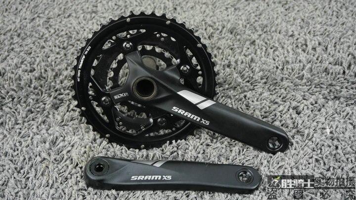 SRAM X5 30 speed GXP 443322T цепь 170 мм 175 мм система для велосипеда горный велосипед