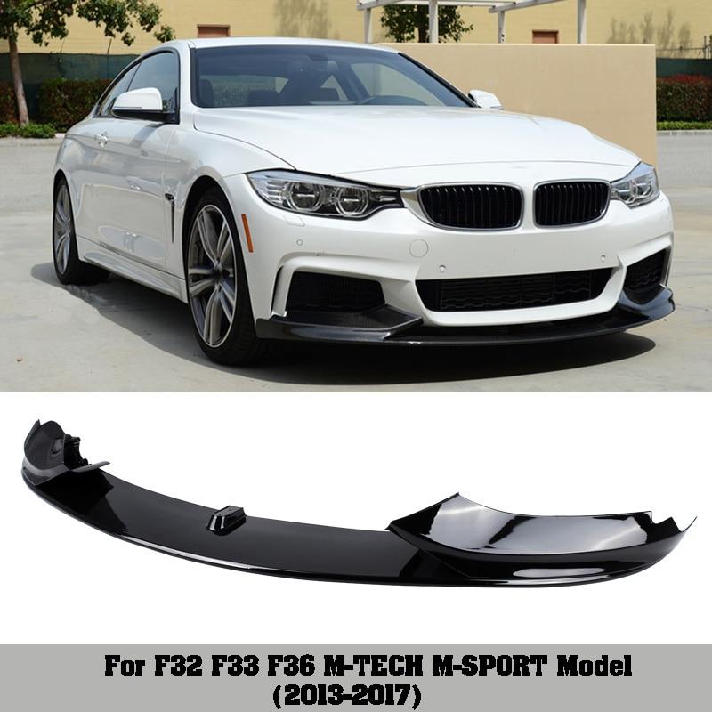 Parachoques delantero de material PP estilo M-P para BMW 4 Series F32 F33 F36 425i 430i 440i