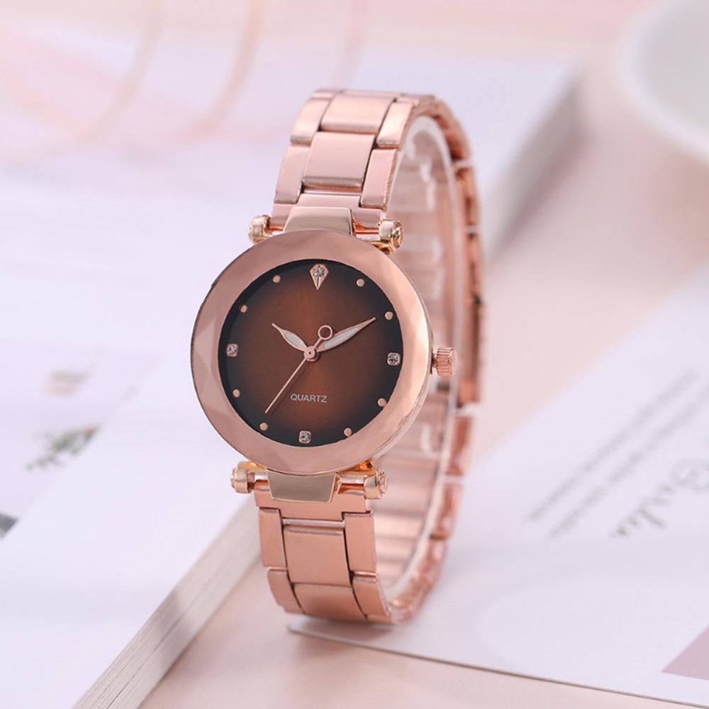 2019 New Geneva Classic Luxury Rhinestone Watch Women Watches Fashion Ladies Women's Clock Reloj Mujer Relogio Feminino FD