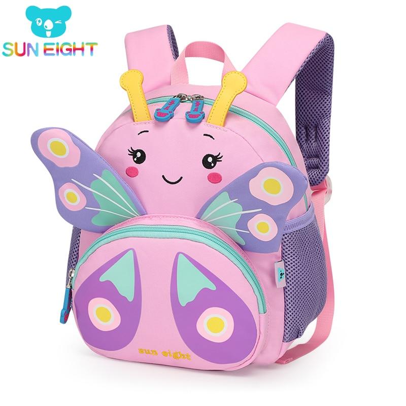 Hot 3D Cartoon Animal Baby Backpacks kindergarten Schoolbag Kids Backpack Children School Bags Girls