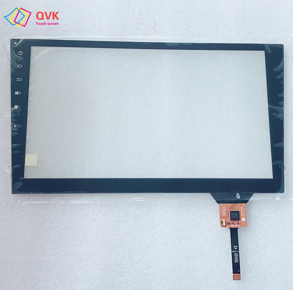 10.1 pouces écran tactile noir pour RM roadmaster H-312 ALT GPS DVD écran tactile capacitif de navigation de voiture