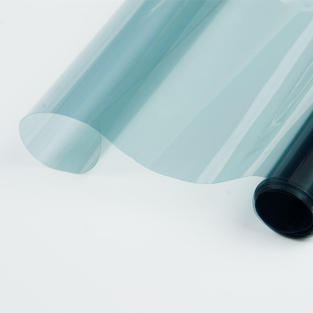 75%-20% VLT película de ventana de SUNICE 3 mil Nano de cerámica de película fotocrómica de coche de la Casa de la ventana inteligente del calor del tinte aislamiento coche láminas