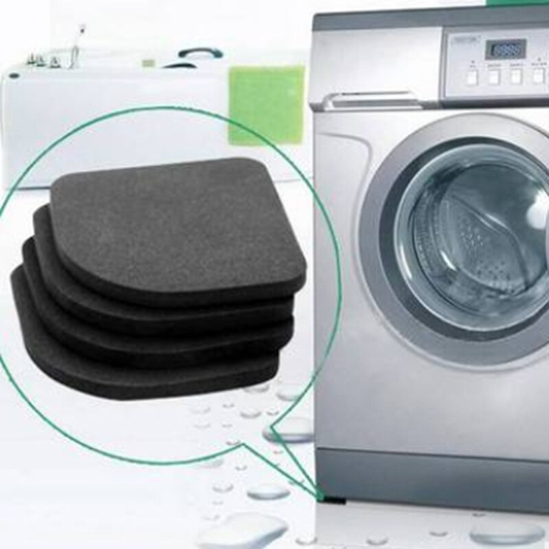 Cushion High Quality Washing machine shock pads Non-slip mats Refrigerator Anti-vibration pad