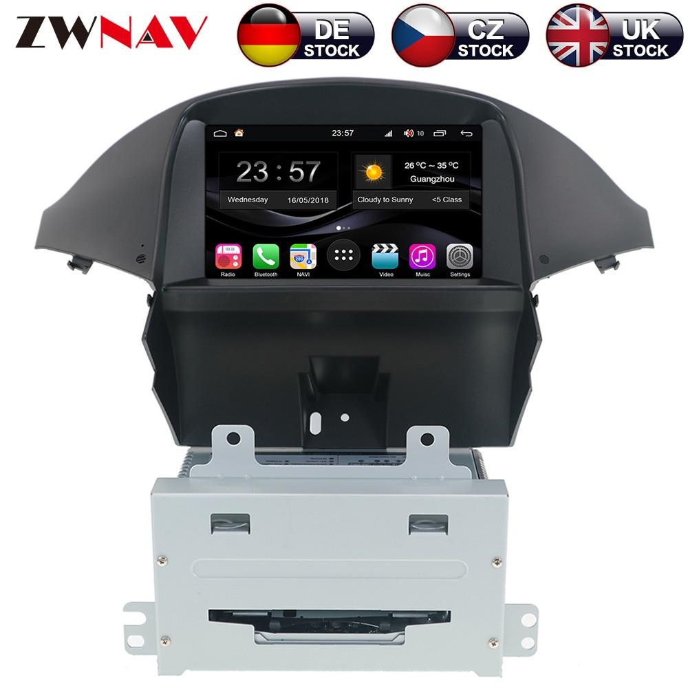 Android 10.0 8 Core Car GPS Navigation IPS Screen CD DVD Player For Chevrolet Orlando 2011 2012 2013 2014 2015 Radio Multimedia недорого