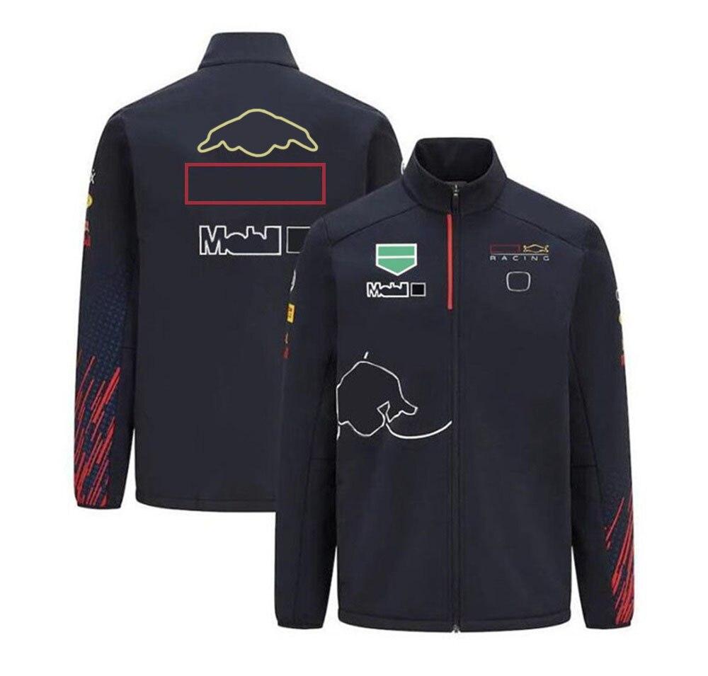Новый гоночный костюм F1, футболка с коротким рукавом, командная Формула 1, рабочая одежда, индивидуальный стиль