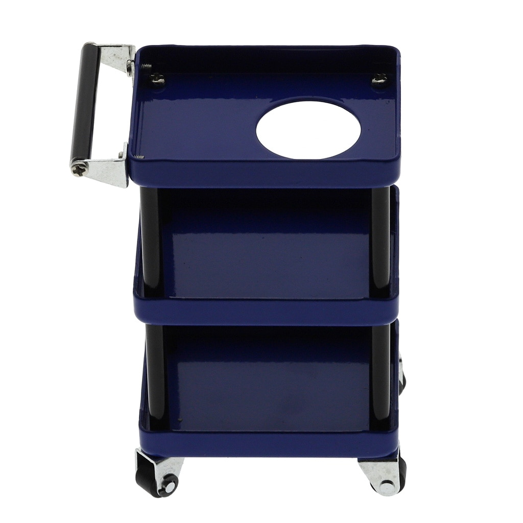 RC Car Repair Tools Storage Rack Tray Organizer Carrier Fit for TRX4 SCX10 enlarge
