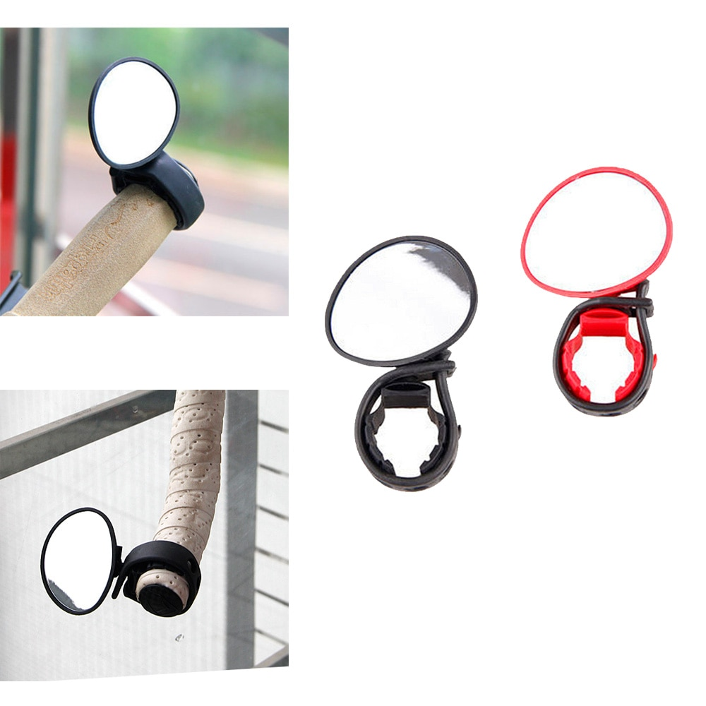 New Electric Scooter Clear View Rearview Mirror For XIaomi M365&Pro ES1 Scooter Bike Mirror Replacem