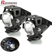 For BMW F650GS F700GS F800GS F800GT F800R F800S F800S Moto 12V Motorcycle Metal Headlight Driving Spot Head Lamp Fog Light