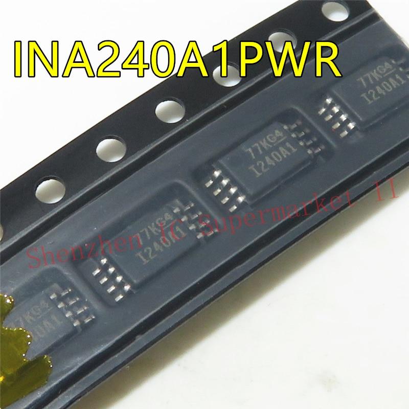INA240A1PWR I240A1 INA240A1 INA240A1PW TSOP8