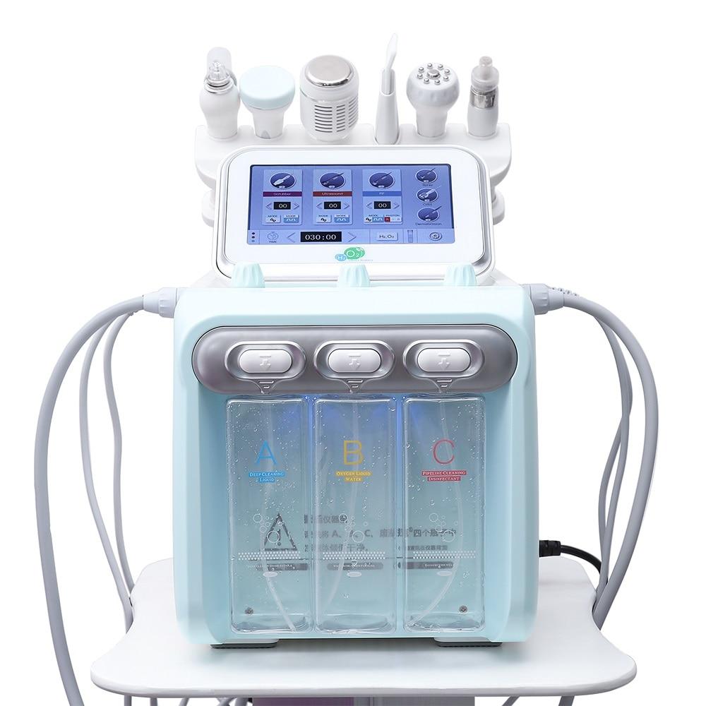 معدات تقشير الجلد, حاقن الأكسجين ، الهيدروجين ، معدات تقشير الوجه ، حاقن الماء ، تجديد الجلد ، H2O2 ، آلة تجميل الوجه بفقاقيع صغيرة