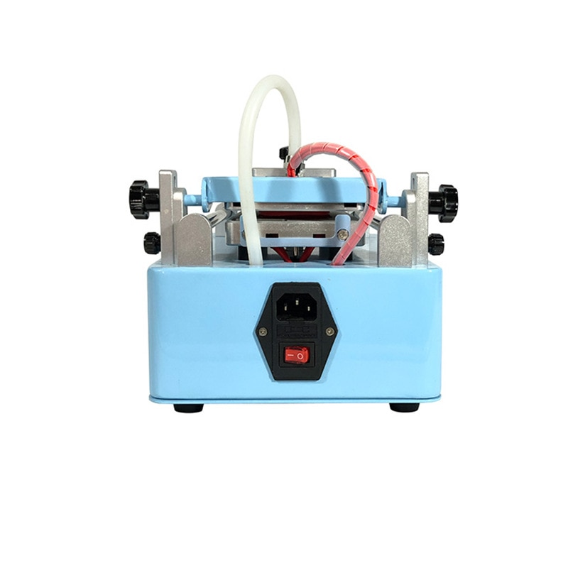 LCD Screen Frame Separator Machine Automatic TBK 268 For Flat Curved Screen 3 In 1 Remove Back Cover Electrical enlarge