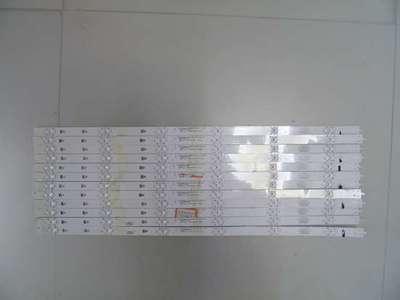 12PCS LED Backligh Strip 6 lamps LED55D06A/B-ZC15AG-04  30355006205 30355006206 For LQ55H31 LQ55AL88