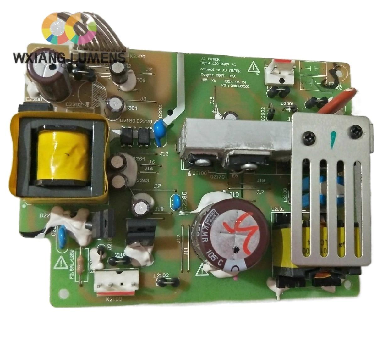 العرض الرئيسي لوحة امدادات الطاقة يصلح لباناسونيك PT-X3231STC