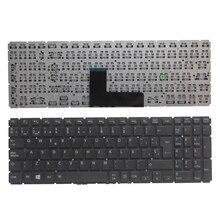Nouveau clavier Espagnol pour Toshiba Satellite L50-B L55-B L55DT-B S50-B S55-B SP Clavier Dordinateur Portable noir