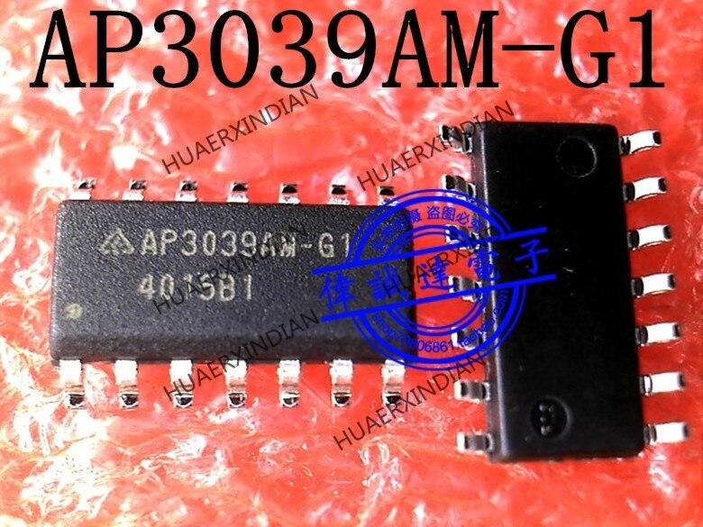 1 piezas nuevo Original AP3039AMTR-G1 AP3039AM-G1 SOP14 en stock foto real