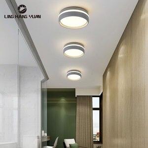 Small Led Chandelier Modern Ceiling Chandelier Lighting Star Lamp Corridor Light Bedroom DecorationIndoor Room Light Fixture12W