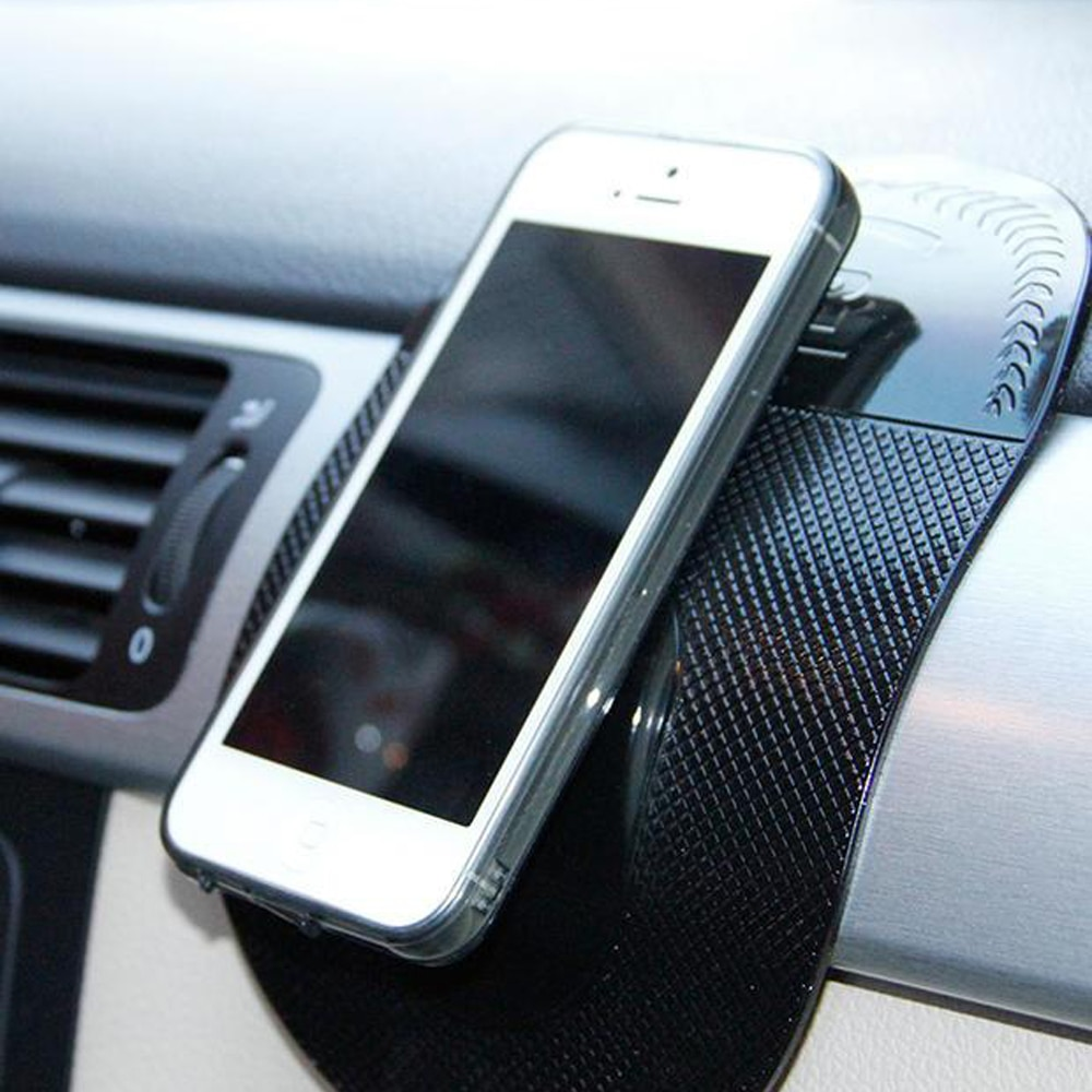 Automobile  Magic  Non-Slip Mat  Instrument Panel  Silica Gel  Pasting Pad  Mobile Phone  MP3  Ornament  Bracket  Auto Parts