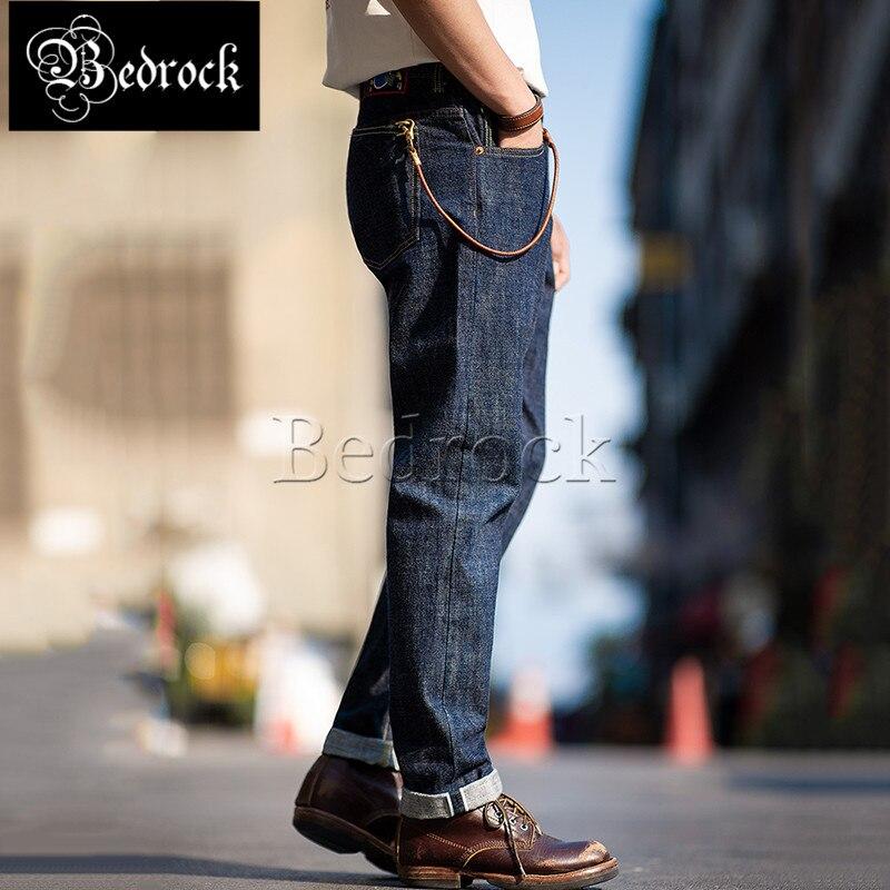 Винтажные китайские элементы, защита, оригинальные джинсы Ami, хаки, тяжелые джинсовые мужские брюки 14,8 унции, одноцветные джинсы