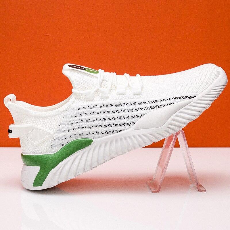 Zapatillas De correr ligeras para hombre, Zapatos transpirables ultraligeros para caminar, tenis, Verano