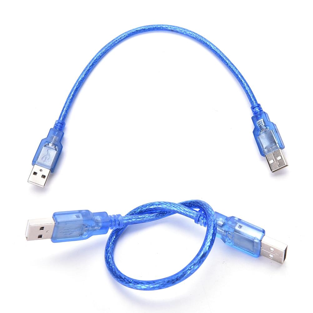 Cable de extensión para impresora, Cable USB 2,0 A macho AM A...