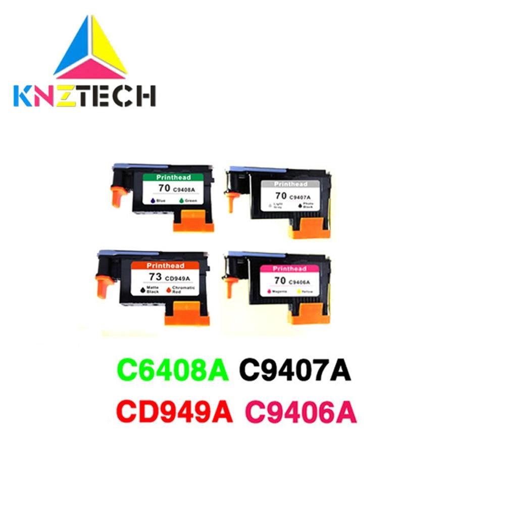 ممتازة رأس الطباعة متوافق ل hp70 hp73 C9406A C6408A C9407A CD949A ديزاين Z2100 Z5200 Z3100 Z3200