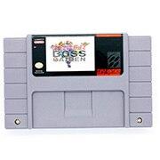 Super Boss Gaiden 16bits game cartidge English translate