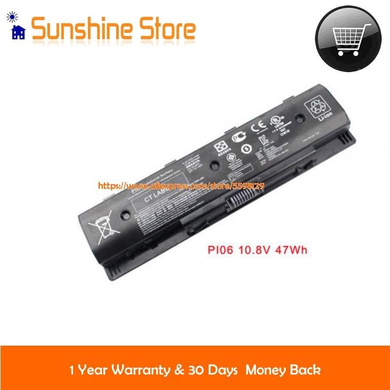 Sol 10,8 V 47Wh para HP 710416-001 portátil batería de 709988-421, 709988-541, 710416-001 710417-001 H6L38AA HSTNN-LB4N HSTNN-LB4O