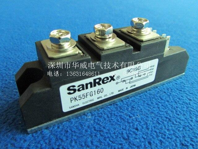 PK55FG120 PK55FG160 módulo SCR. HWDQ