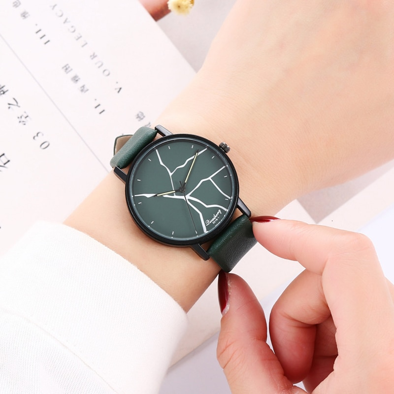 COXRY Creative Lightning Literal Girls Watches Womans 6pcs Silver Bracelet Jewelry Set Quartz Black Women Watches Luxury Brand enlarge