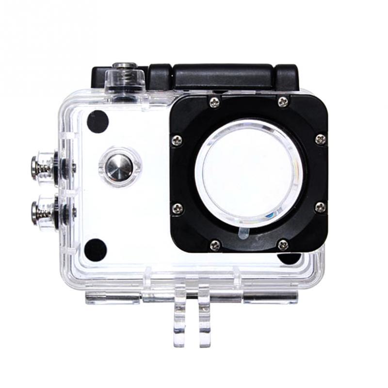 Boîtier étanche en plein air Sport Action caméra boîtier de protection pour SJCAM SJ4000 SJ4000 WIFI Plus Eken caméra sac à dos dslr