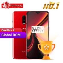 Global Rom OnePlus 7 8GB RAM 256GB ROM Smartphone Snapdragon 855 6.41 Inch Optic AMOLED Display Fingerprint 48MP Cameras UFS 3.0