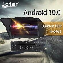 """Für Mercedes Benz GLK X204 GLK300 GLK350 2008-2012 Auto Multimedia Radio Player Stereo Android 10 DSP 7 """"IPS screen Nav kopf einheit"""