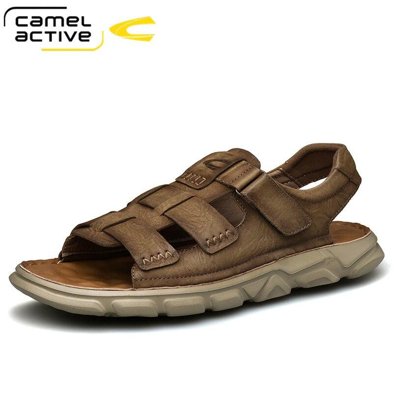 Sandálias de praia de pouco peso sandálias de descompressão dos homens sapatos de descompressão dos homens sandálias de verão nova moda masculina sandálias casuais