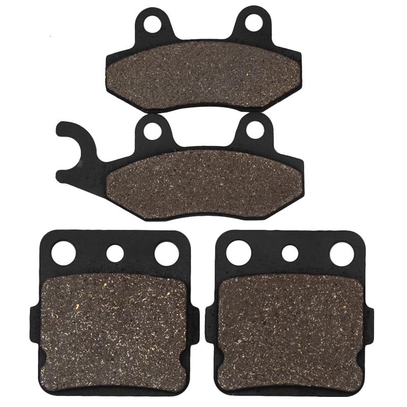 Motorcycle Front and Rear Brake Pads for HUSQVARNA CR 125 CR250 1992-1994 TC610 TC 610 TE610 TE 610 1992-1994  Brake Disks