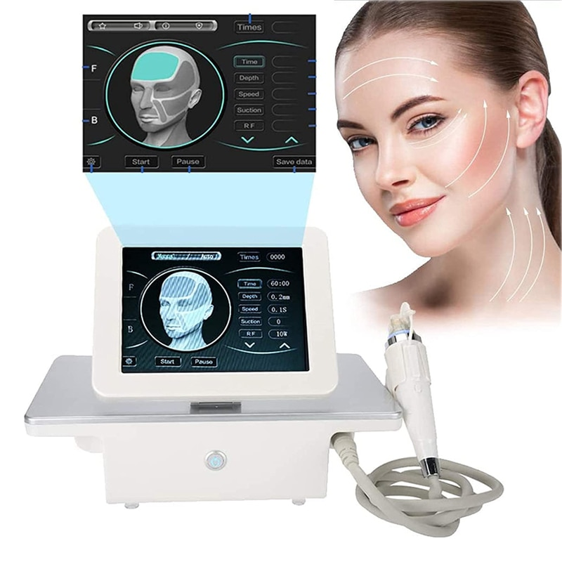 Radio Frequency Therapy Device Micro-Needle Beauty Instrument Wrinkles Removal Skin Lifting Firming Anti Aging RF Facial Care