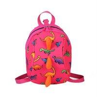 Рюкзак с принтом динозавра #1