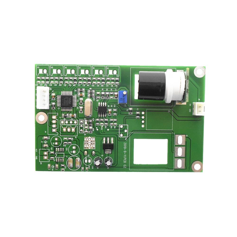 Módulo de sensor de detección de gas ozono O3 MQ131 MQ-131 de monitoreo de baja concentración de calidad del aire